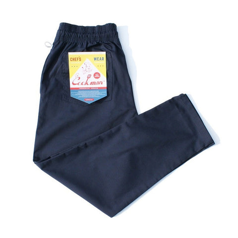 Cookman Chef Pants - RipStop Navy