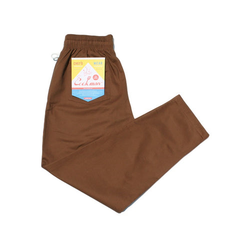 Cookman Chef Pants - Chocolate