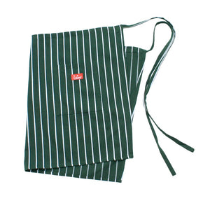 Cookman Waist Apron - Stripe : Dark Green