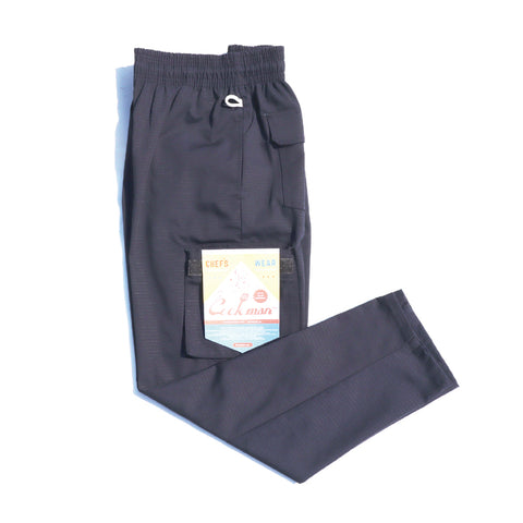 Cookman Chef Cargo Pants - Ripstop : Navy