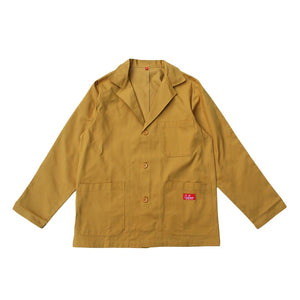 Cookman Lab Jacket - Mustard