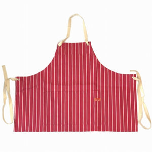 Cookman Mini Apron - Stripe : Pink