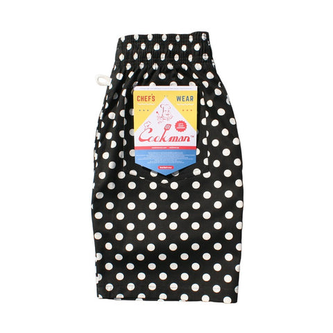 Cookman Chef Short Pants - Dots