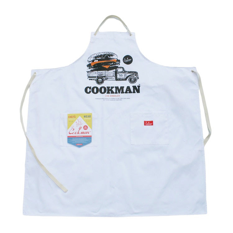 Cookman Long Apron - 2019 : Burger Truck
