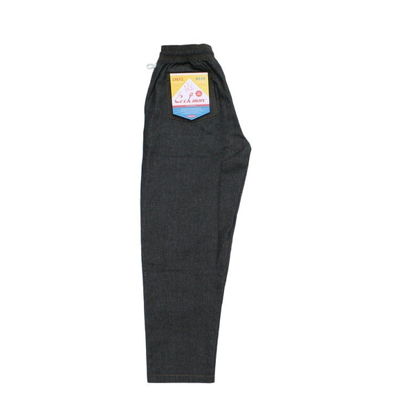 Cookman Chef Pants - Denim Black