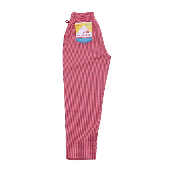 Cookman Chef Pants - Hickory Red