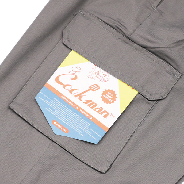 Cookman Chef Cargo Pants - Gray