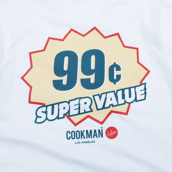 Cookman Long Sleeve T-shirts - SUPER VALUE