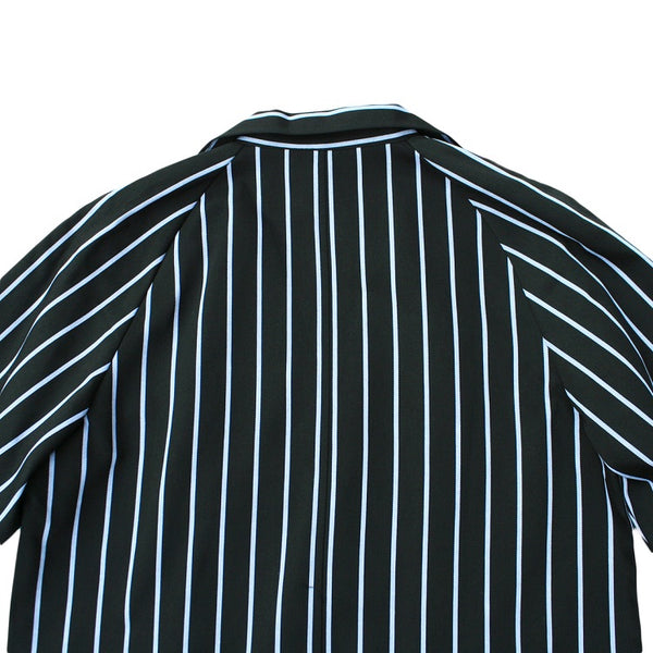 Cookman Lab Jacket - Stripe : Black