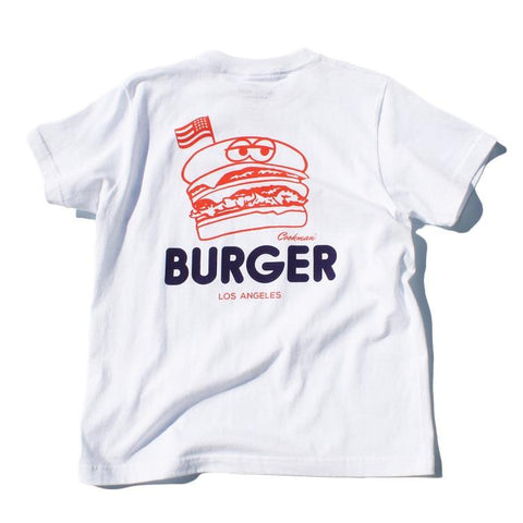 Cookman T-shirts - BURGER