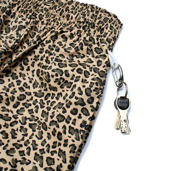 Cookman Chef Pants - Leopard