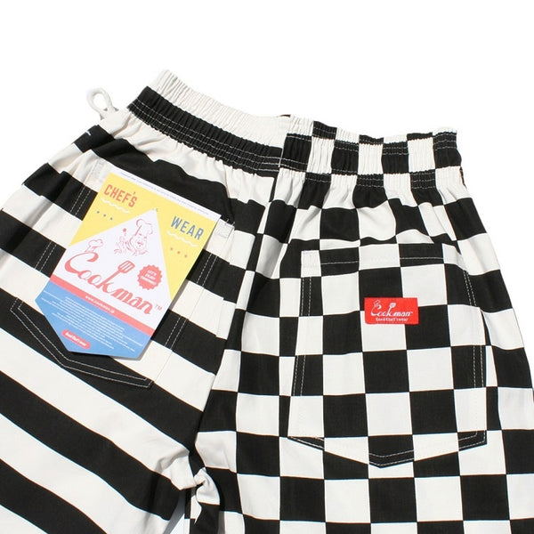 Cookman Chef Short Pants - Crazy C and B