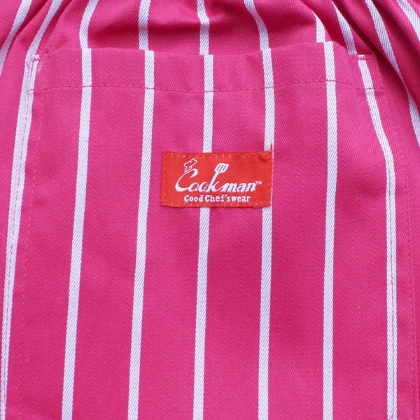 Cookman Chef Pants - Stripe : Pink