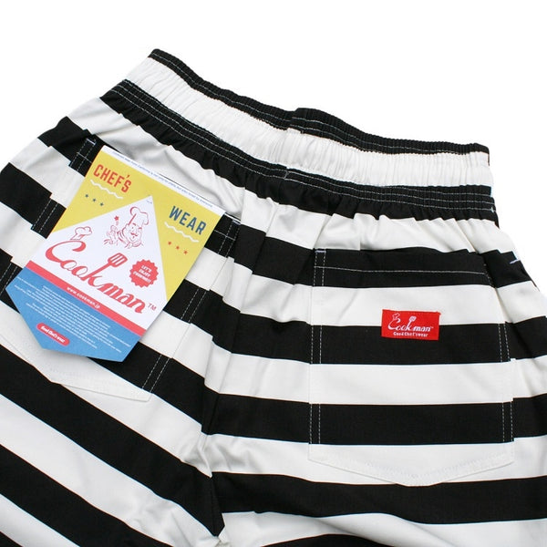 Cookman Chef Pants - Border