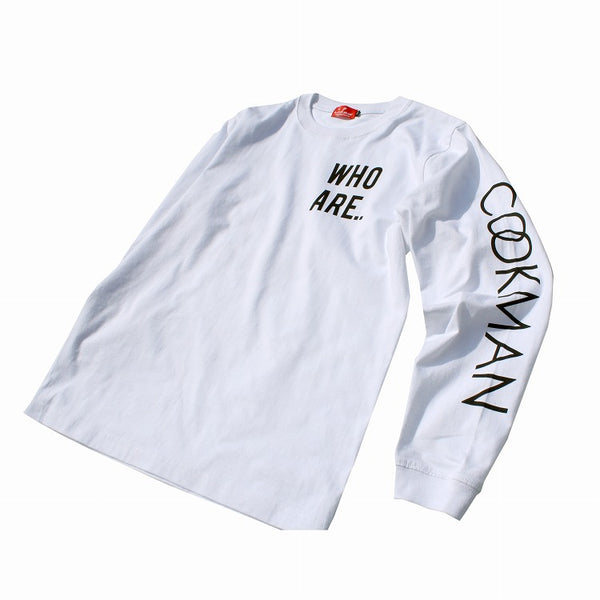 Cookman Long Sleeve T-shirts - YES