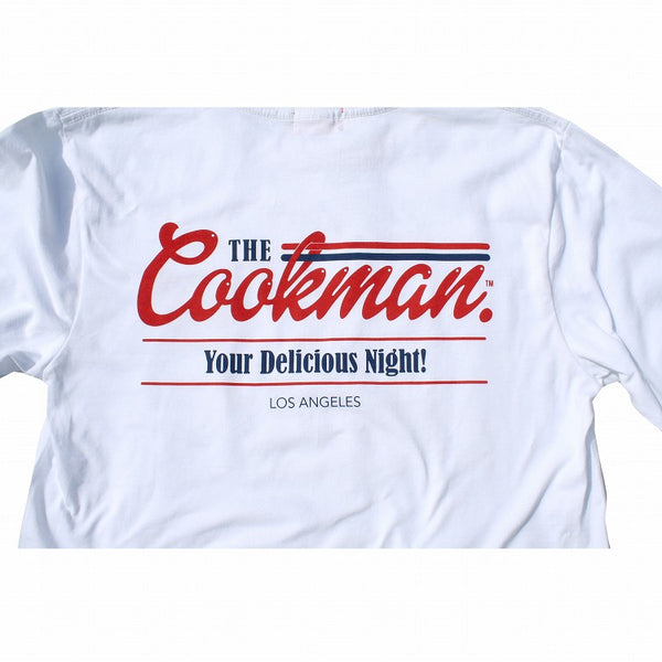 Cookman Long Sleeve T-shirts - Delicious Night