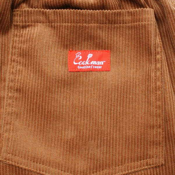 Chef Pants - Corduroy Brown