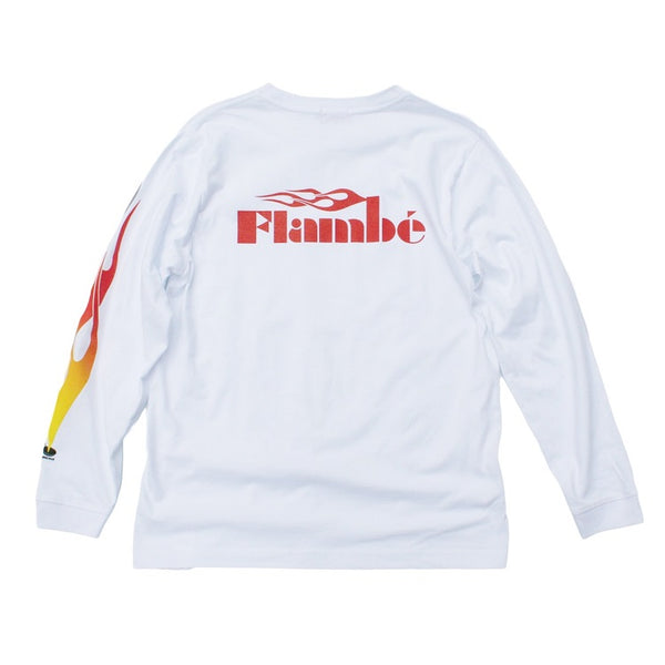 Cookman Long Sleeve T-shirts - FLAMBE