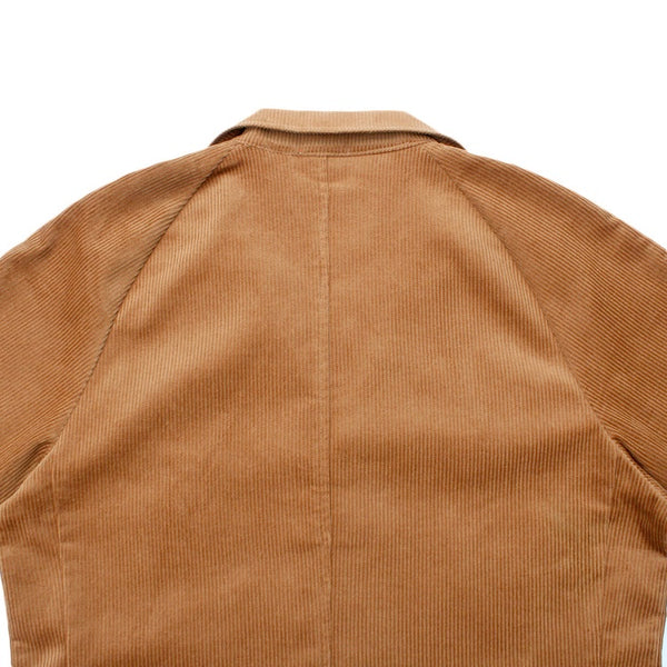 Cookman Lab Jacket - Corduroy Brown