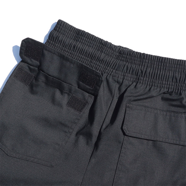 Cookman Chef Cargo Pants - Ripstop : Black