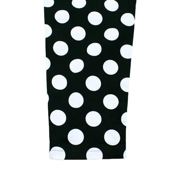 Cookman Chef Pants - Big Dots Black