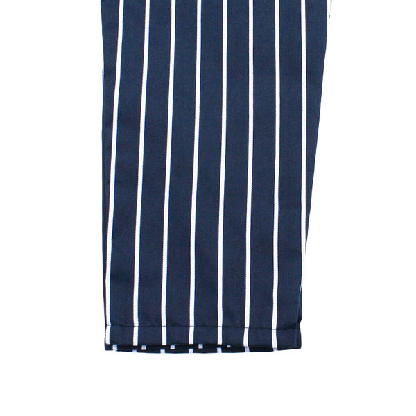 Cookman Chef Pants - Pinstripe NAVY
