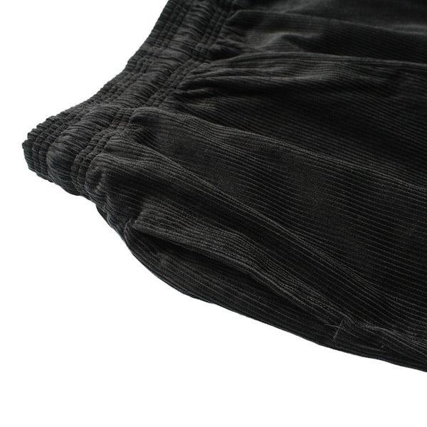 Chef Pants - Corduroy Black