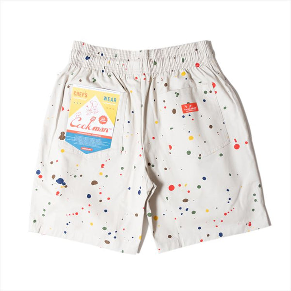 Cookman Chef Short Pants - Sauce Splash