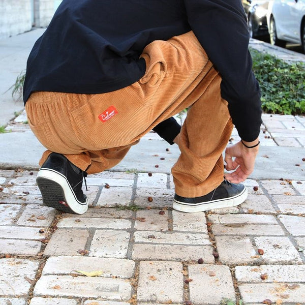 Cookman Chef Pants - Corduroy : Brown