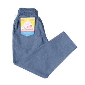 Cookman Chef Pants - Chambray Light Blue