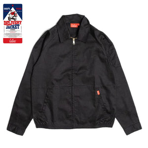 Cookman Delivery Jacket - Black