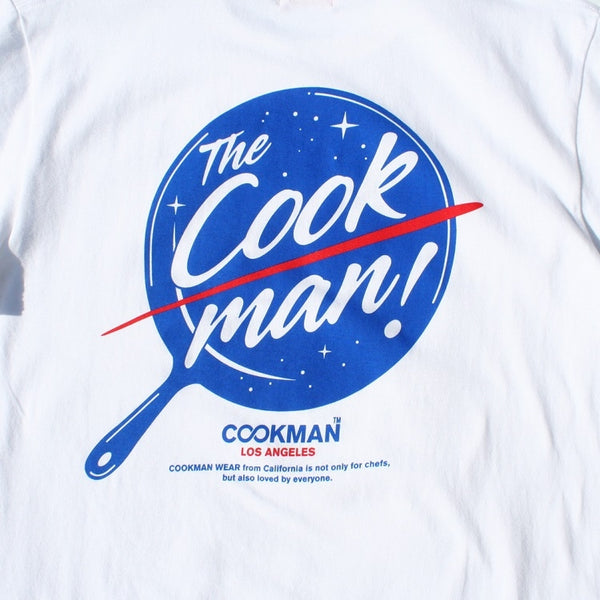 Cookman T-shirts - Rocket - White