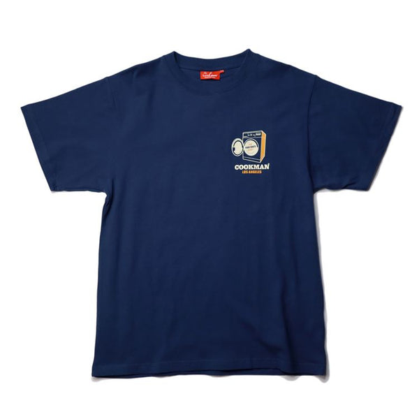 Cookman T-shirts - Laundry - Navy
