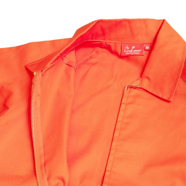 Cookman Delivery Jacket - Orange