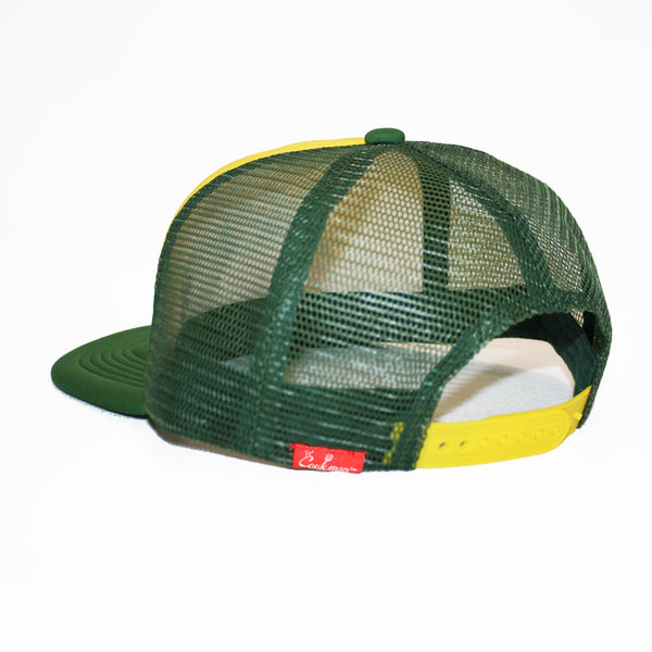 Cookman Mesh Cap - California Bear