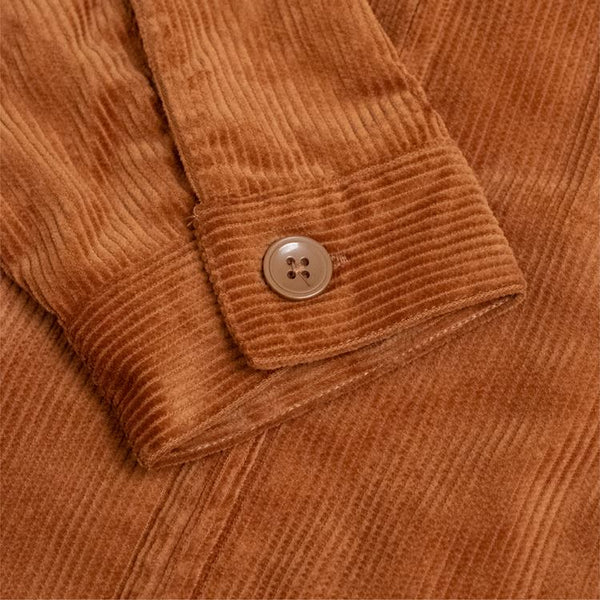 Cookman Delivery Jacket - Corduroy : Brown