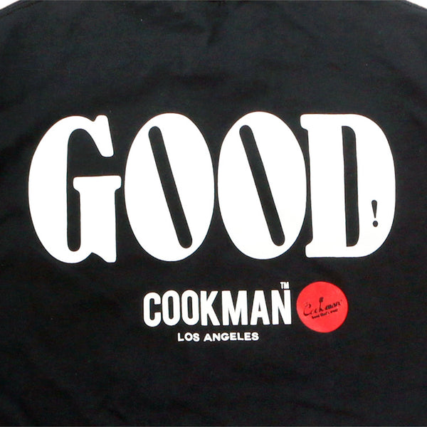 Cookman T-shirts - GOOD - Black