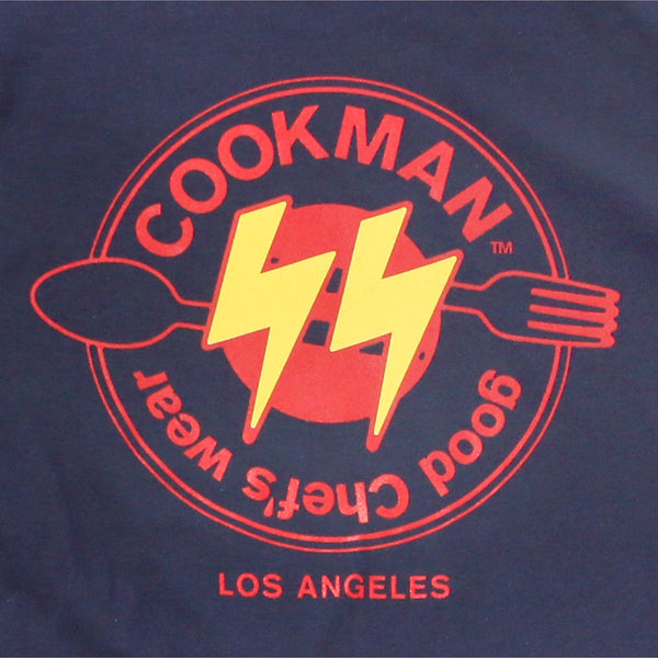Cookman T-shirts - Thunder - Navy