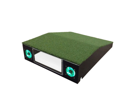 golf simulator projector box
