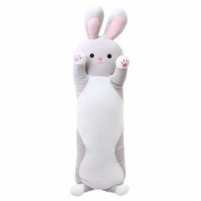 VOZRO 90 Cm Rabbit Plush Doll Long Sleep Pillow Gift To Send Girls Almofada Cushions Floor Coussin Cojines Decorative Overwatch - Star Kidz Clothing