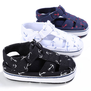 Toddler Baby Boy Girl Summer Infant Soft Crib Shoes 0-6 6-12 12-18 Month Children Infant Boys Girls Casual First Walker - Star Kidz Clothing