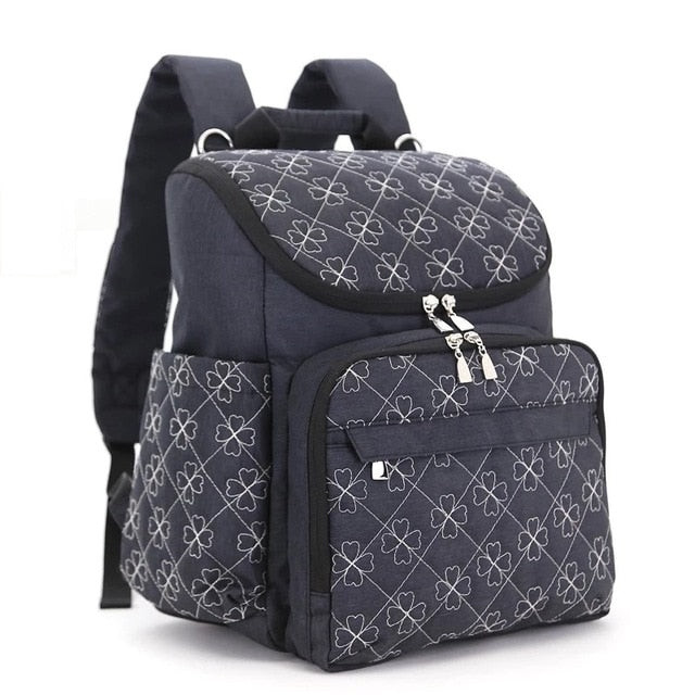Stylish Premium Diaper Bag / Mommy Backpack (11 Colors Available!) - Star Kidz Clothing