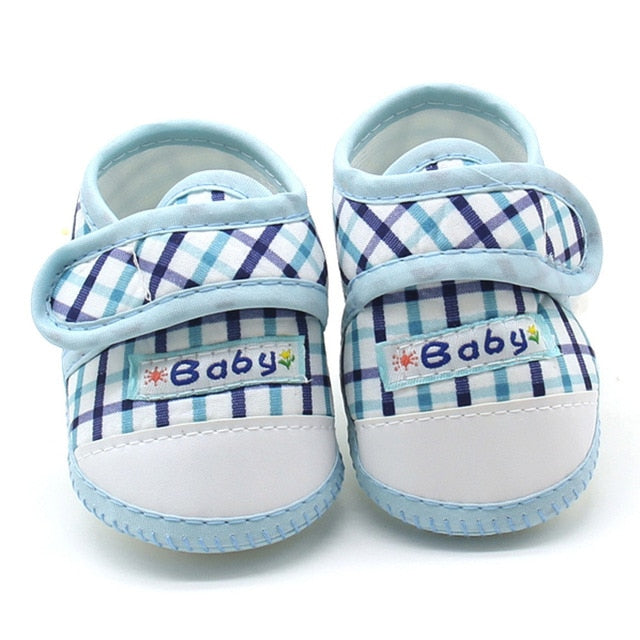 Baby Infant Shoes Girls Dot Lace Soft Sole Prewalker Warm Casual Flats Shoes Newborn Toddler First Walker Sole Anti-Slip BTTF - Star Kidz Clothing