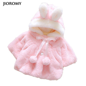 Super Soft Organic Cotton Unisex Hooded Rabbit Coat - Star Kidz Clothing