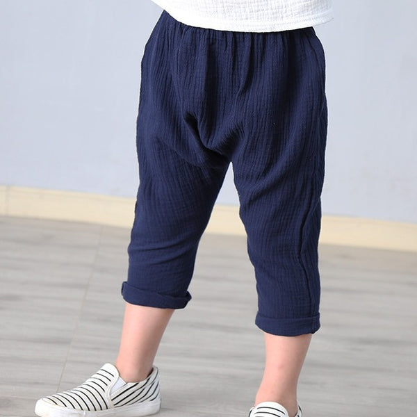 2-7y  Ankle-length Pants - Star Kidz Clothing