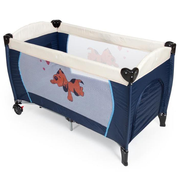 Portable folding crib play/bed travel baby multifunctional baby bedding - Star Kidz Clothing