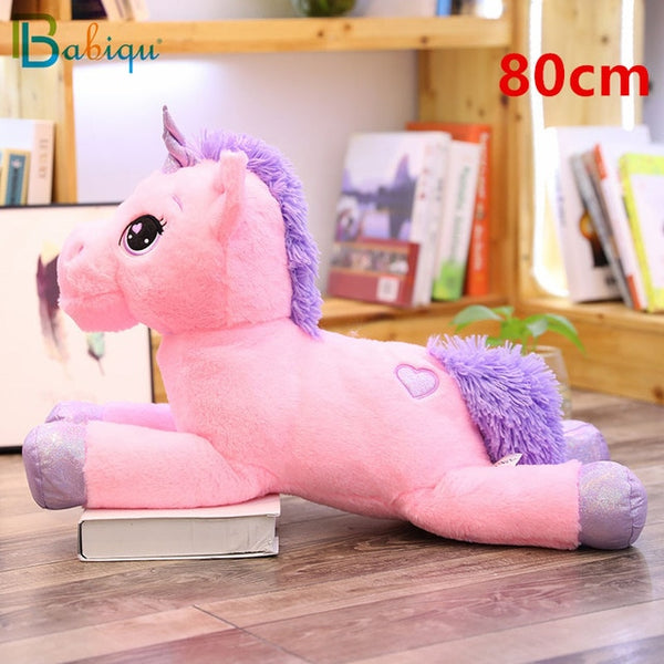 Large Plush Unicorn - Star Kidz Clothing