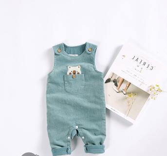 New winter Suspenders For 2019 Baby Jumpsuit Newborn Baby Clothes Baby Girl Romper Clothes For Newborns - Star Kidz Clothing