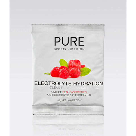 Pure Electrolyte Hydration