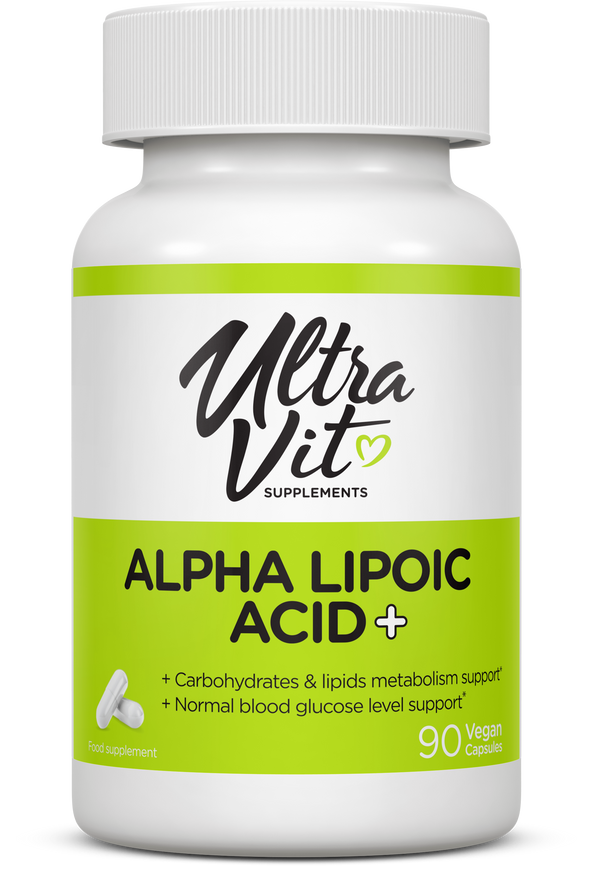 Alpha Lipoic Acid+